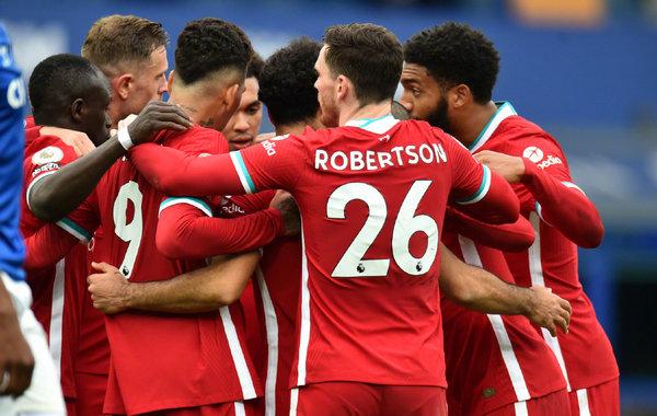 欧文预测欧冠下集:英超两大领头羊利物浦与曼城均获大胜