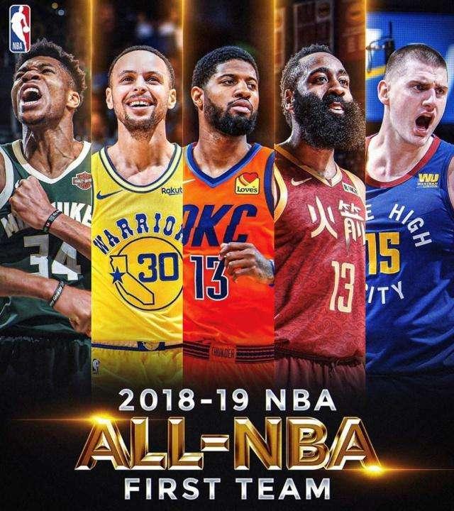 NBA最佳阵容 你心目中的最佳阵容