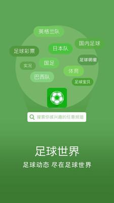 足球世界app