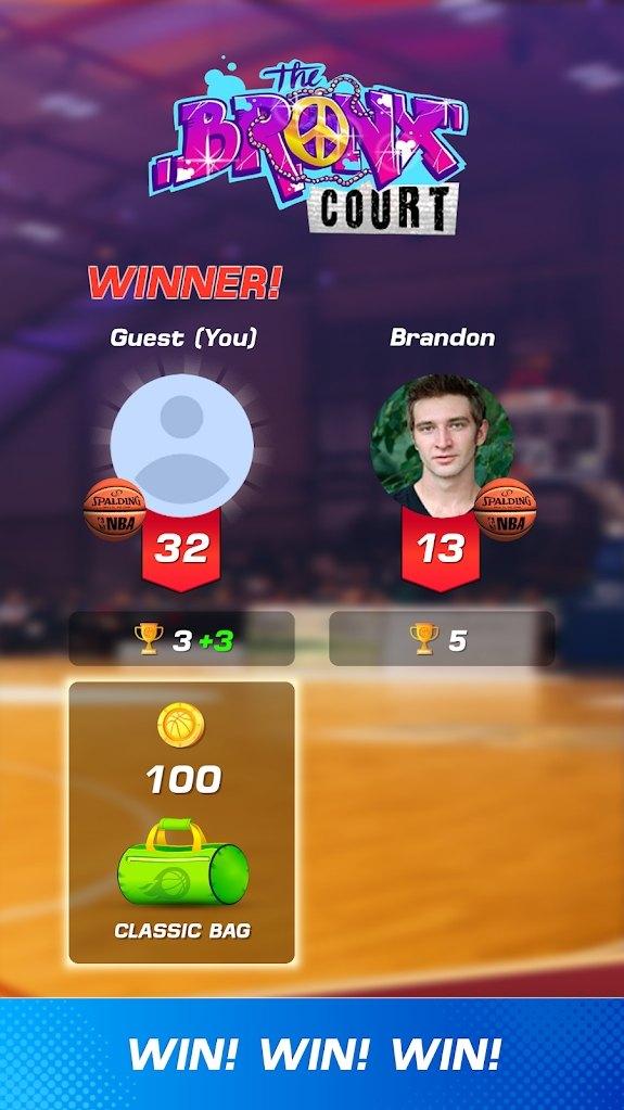篮球冲突扣篮大赛安卓版下载