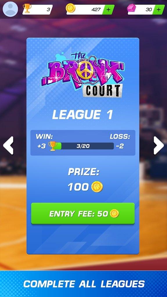 篮球冲突扣篮大赛安卓版