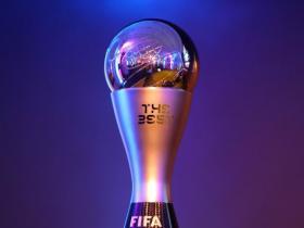 国际足联FIFA官方:2020年度最佳球员将于12月17日公布