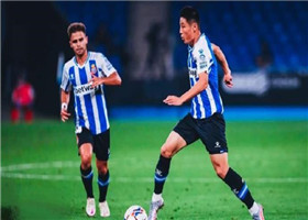 武磊入选西乙最佳阵容 西乙第17轮官方最佳阵容名单
