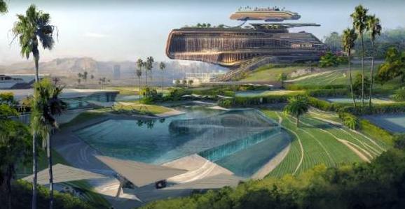 《赛博朋克2077》全地图介绍 夜之城六大区域介绍