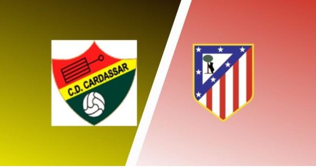 国王杯卡达斯亚vs马德里竞技比赛分析