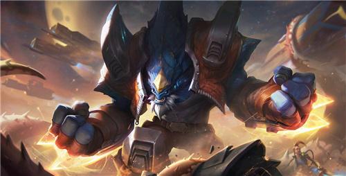 英雄联盟10.25上路T1英雄 彗星石头人混分巨兽