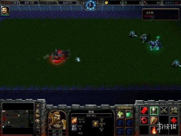 魔兽争霸经典地图 五大经典RPG地图