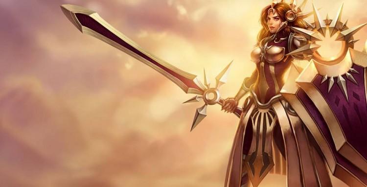 Knight称女坦为女T被弹幕破防:我能说什么只能叫女神了