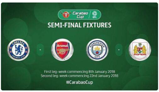 英格兰联赛杯半决赛规则 英格兰联赛杯和足总杯的区别
