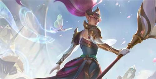 英雄联盟10.25风女玩法 新版本风女玩法和攻略