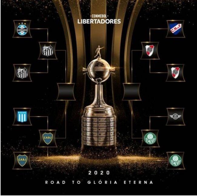 2020南美解放者杯半决赛赛程时间表 南美解放者杯半决赛赛程