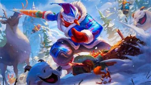 英雄联盟历届冰雪节皮肤回顾 致敬已经逝去的冰雪节限定