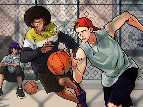 街头篮球兑换码在哪里兑换 街头篮球兑换码5000钻礼包