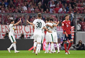 门兴vs拜仁比赛前瞻:德甲争冠重头戏