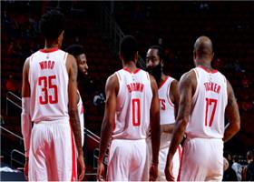 NBA火箭球员名单2021 NBA火箭目前阵容