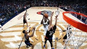 nba洛杉矶快船vs新奥尔良鹈鹕分析:多抢篮板才是硬道理