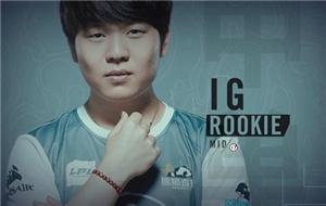 IGRookie六周年数据 Rookie两球一鸡成绝活