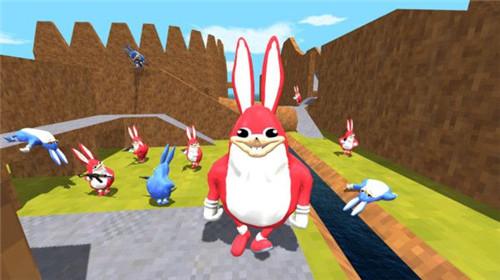 食人兔大乱斗破解版