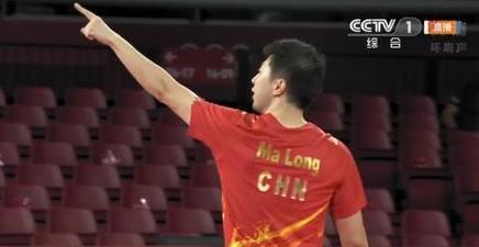 刘国梁赛后称脑梗都打出来了怎么回事?奥运会乒乓球男单半决赛最终结果